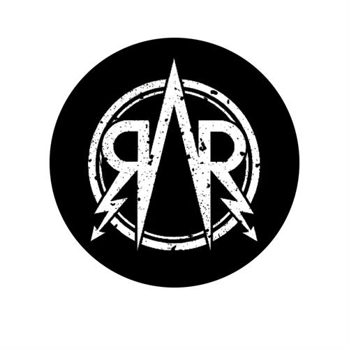 Rockwasser - Logo, Button