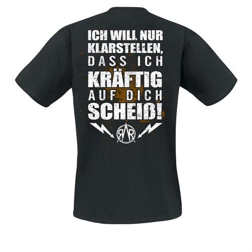 Rockwasser - Scheiss, T-Shirt