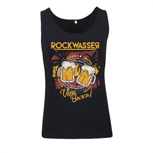Rockwasser - Viva Barca, Girl Tanktop