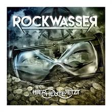 Rockwasser - Hier.Heute.Jetzt, CD