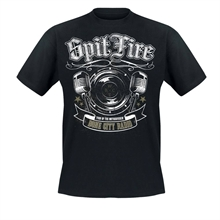 SpitFire - Bone City Radio, T-Shirt
