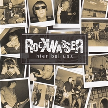 Rockwasser - Hier bei uns CD (ReRelease)