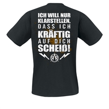 Rockwasser - Scheiss, T-Shirt