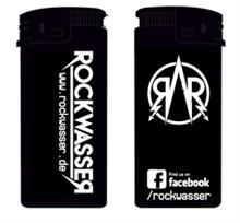Rockwasser - Classic, Feuerzeug
