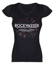Rockwasser - Zusammen siegen..., Girl V-Neck